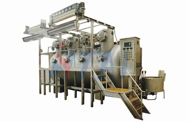 印染设备染厂使用高温高压O型缸染色机