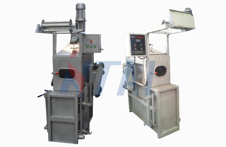 印染设备染厂使用WE-1常温绳状染色机